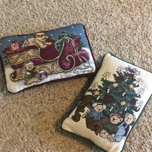 Other - Two Christmas Pillows